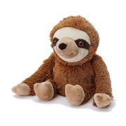 Warmies Cozy Plush Sloth